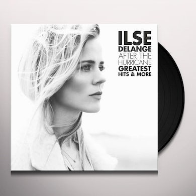 Ilse Delange AFTER THE HURRICANE: GREATEST HITS & MORE Vinyl Record