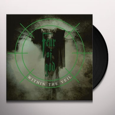 FEAR OF GOD WITHIN THE VEIL Vinyl Record