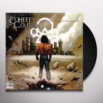 Coheed and Cambria NO WORLD FOR TOMORROW Vinyl Record