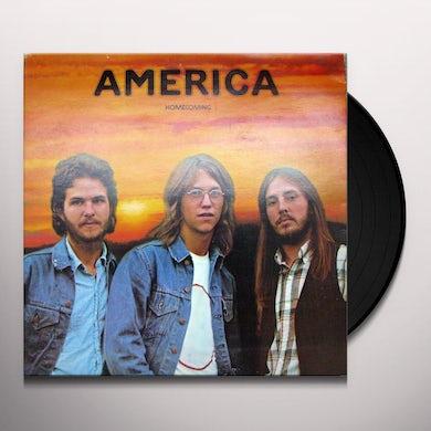 HOMECOMING Vinyl Record