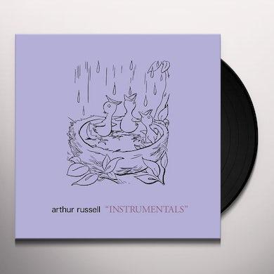 Arthur Russell INSTRUMENTALS Vinyl Record