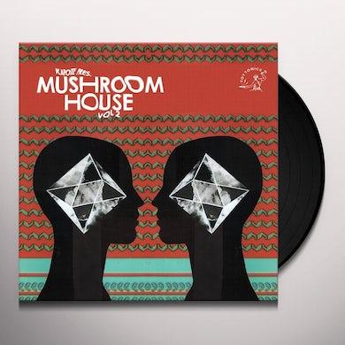 KAPOTE PRES MUSHROOM HOUSE 2 / VARIOUS Vinyl Record