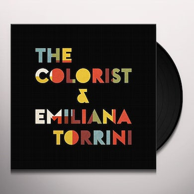 Colourist / Emiliana Torrini COLORIST & EMILIANA TORRINI Vinyl Record