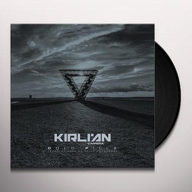 Kirlian Camera COLD PILLS (SCARLET GATE OF TOXIC DAYBREAK) (SILVE Vinyl Record