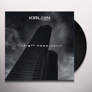 Kirlian Camera 8TH PRESIDENT (GOLD VINYL) Vinyl Record