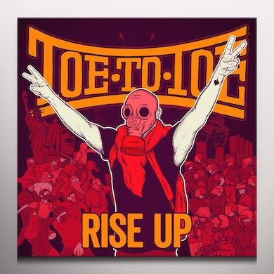 RISE UP (LIM ORANGE VINYL) Vinyl Record