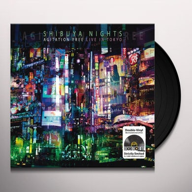 SHIBUYA NIGHT Vinyl Record