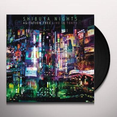Agitation Free Shibuya Nights Vinyl Record