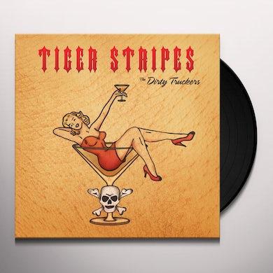 Dirty Truckers TIGER STRIPES Vinyl Record