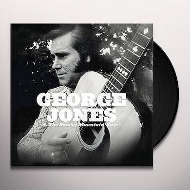 George Jones THE SMOKY MOUNTAIN BOY Vinyl Record