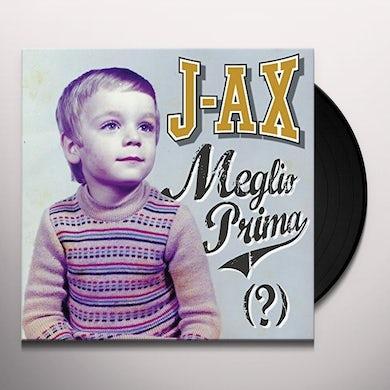 J-Ax MEGLIO PRIMA Vinyl Record