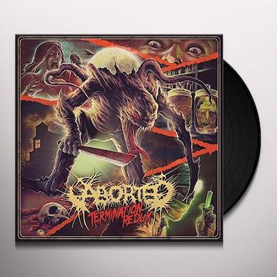 Aborted TERMINATION REDUX Vinyl Record