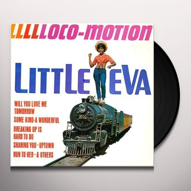 Little Eva L-L-L-L-LOCO MOTION Vinyl Record