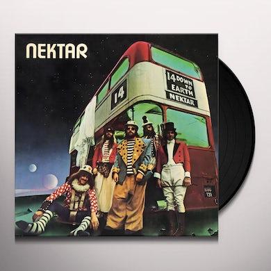 Nektar DOWN TO EARTH Vinyl Record