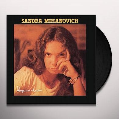 Sandra Mihanovich HAGAMOS EL AMOR Vinyl Record