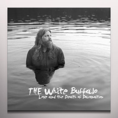 The White Buffalo  LOVE & THE DEATH OF DAMNATION Vinyl Record