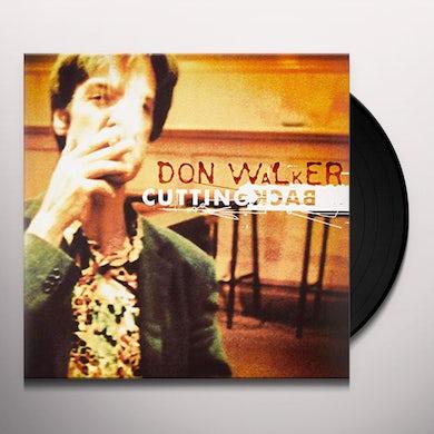 Don Walker CUTTING BACK Vinyl Record