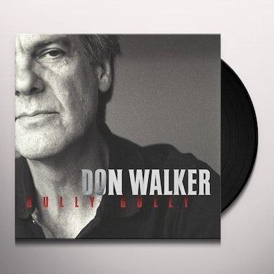 Don Walker HULLY GULLY Vinyl Record