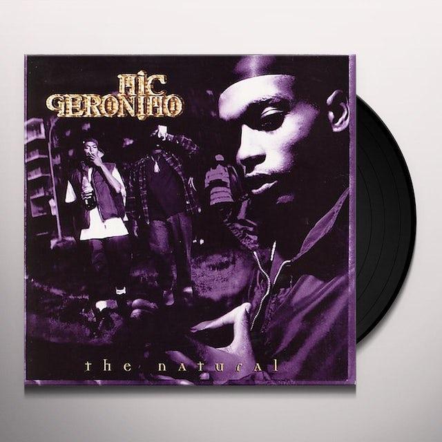 Mic Geronimo NATURAL Vinyl Record