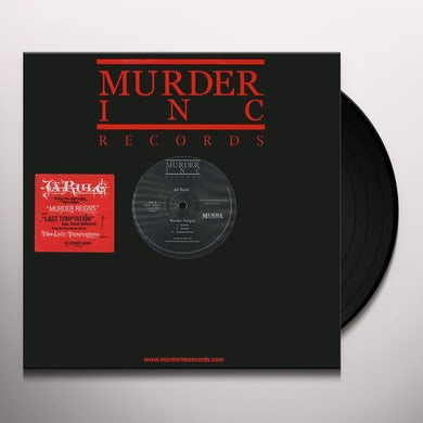 """Ja Rule - Murder Reigns/Last Temptation (12"""" Vinyl)"""