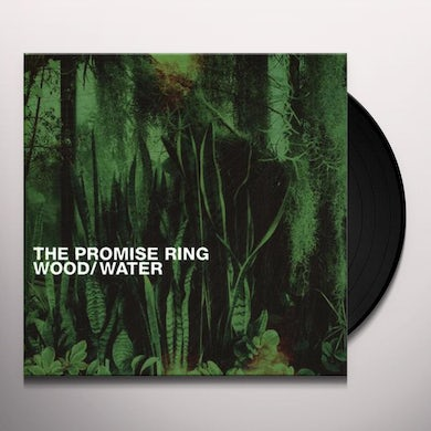 The Promise Ring Wood/Water Vinyl Record