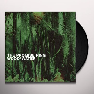 Promise Ring WOOD/WATER Vinyl Record