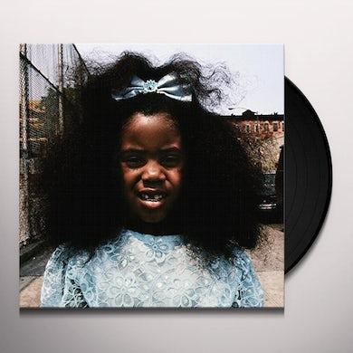 Xenia Rubinos BLACK TERRY CAT Vinyl Record