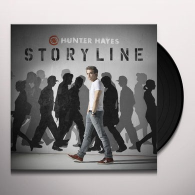 Hunter Hayes STORYLINE Vinyl Record
