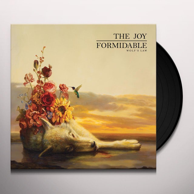 The Joy Formidable WOLF'S LAW Vinyl Record