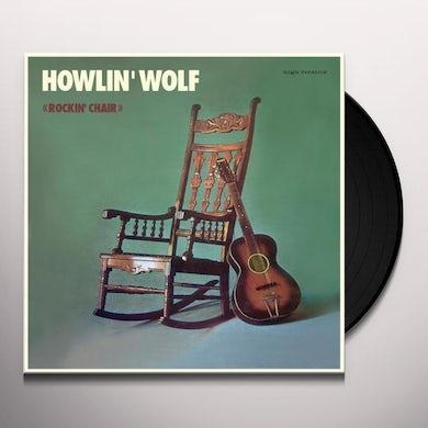 Howlin' Wolf Rockin' Chair Album Vinyl Record