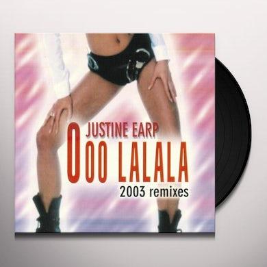 Justine Earp OOOLALALA Vinyl Record