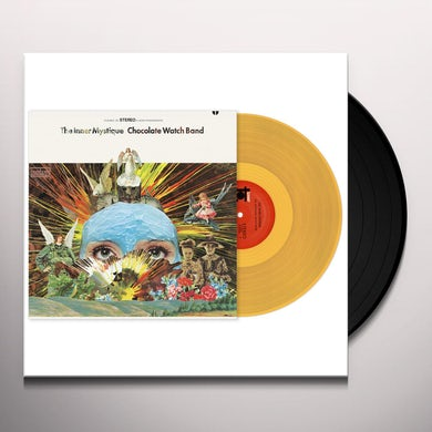 The Chocolate Watchband INNER MYSTIQUE Vinyl Record