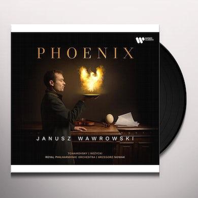 Janusz Wawrowski / Royal Philharmonic Orchestra PHOENIX Vinyl Record