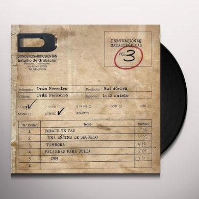 Ivan Ferreiro PERVERSIONES CATASTROFICAS Vinyl Record