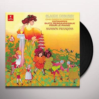 Samson Francois DEBUSSY: CHILDREN'S CORNER ESTAMPES SUITE Vinyl Record