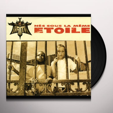 NES SOUS LA MEME ETOILE Vinyl Record