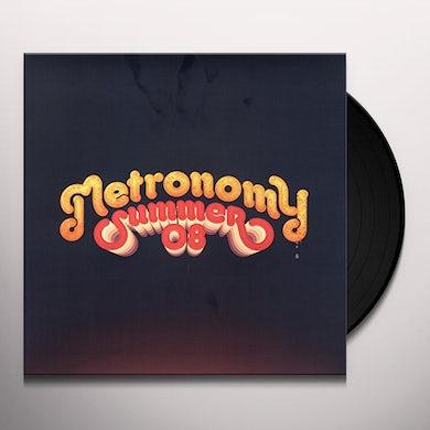 Metronomy SUMMER 08 Vinyl Record