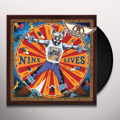 Nine Lives Vinyl Record