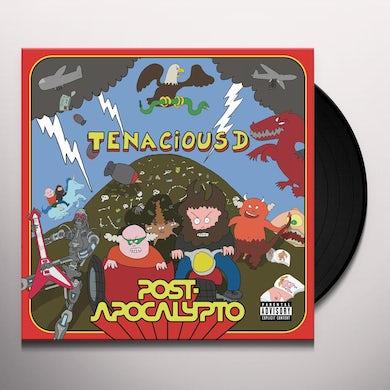 Tenacious D Post-Apocalypto Vinyl Record