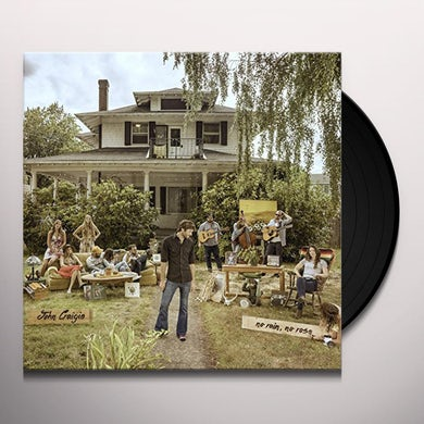 John Craigie NO RAIN NO ROSE Vinyl Record