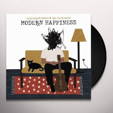 Eric Hutchinson MODERN HAPPINESS Vinyl Record