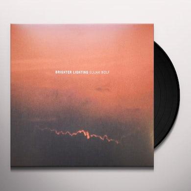 Elijah Wolf BRIGHTER LIGHTING Vinyl Record