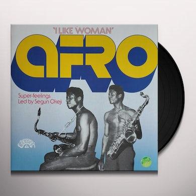 Segun Okeji Band I LIKE WOMAN Vinyl Record