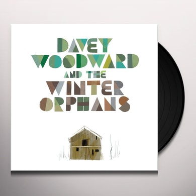 Davey Woodward / Winter Orphans DAVEY WOODWARD & WINTER ORPHANS Vinyl Record