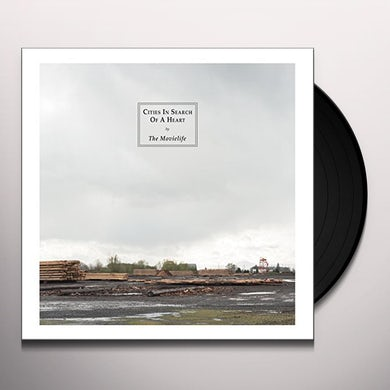 Movielife CITIES IN SEARCH OF A HEART Vinyl Record