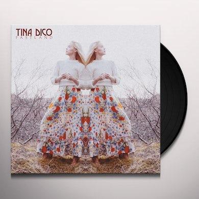 Tina Dico FASTLAND Vinyl Record