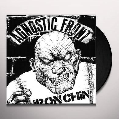 Agnostic Front IRON CHIN Vinyl Record