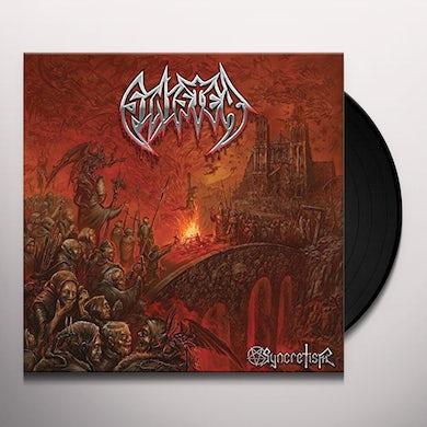 Sinister SYNCRETISM Vinyl Record