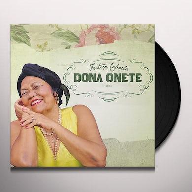 Dona Onete FEITICO CABOCLO Vinyl Record