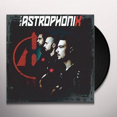 Astrophonix X Vinyl Record